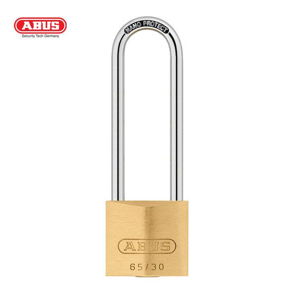 ABUS-65-Series-LSP-Brass-Padlock-65-30HB30_A