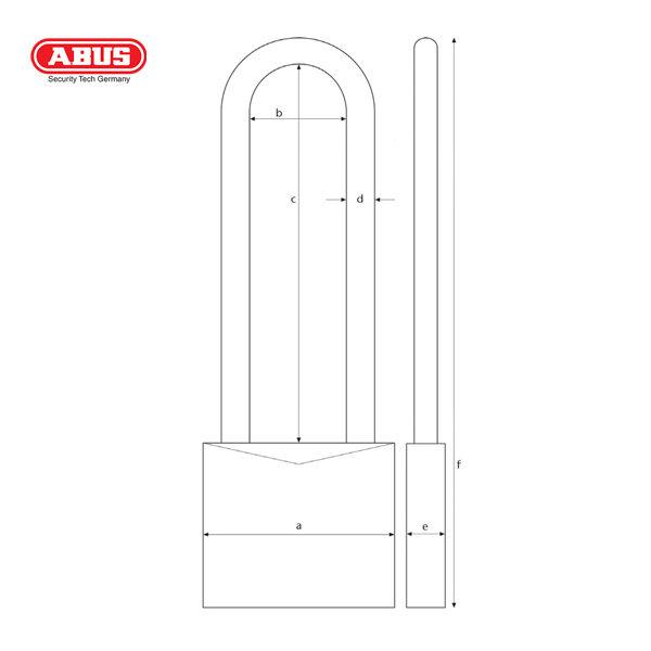 ABUS-65-Series-LSP-Brass-Padlock-65-30HB30_B
