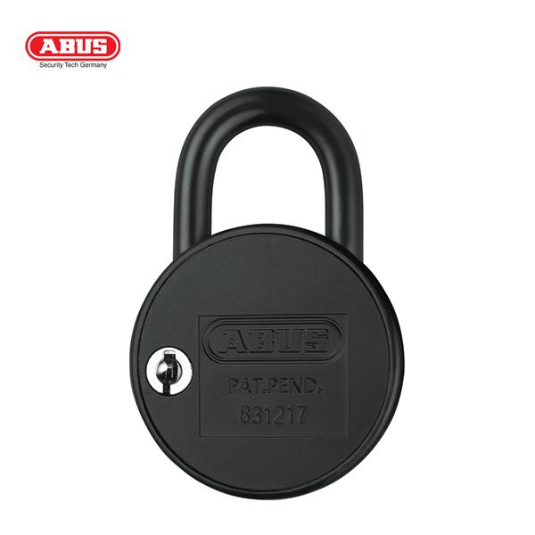 Abus 78 Series Combination Padlock 78 50 Blk 1 Bbl