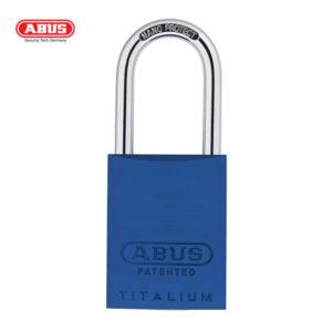 ABUS 83AL Series PAP Titalium Padlock 83AL/40-BLU