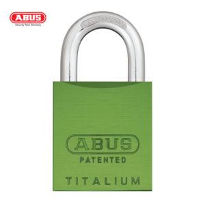 ABUS 83AL Series PAP Titalium Padlock 83AL/45-GRN