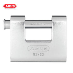 ABUS 92 Series Monoblock Insurance Padlock 92/80-1