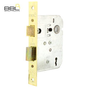 BBL 2 Lever Mortice Lock BBL22959-76BP