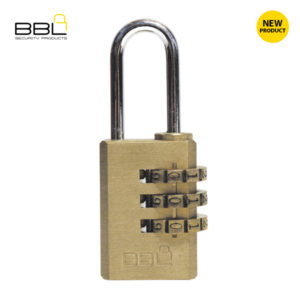 BBL Brass Combination Padlocks