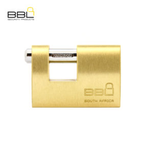 BBL Insurance Brass Padlocks BBP270-1