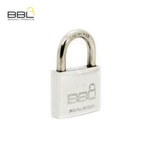 BBL Marine Coated Brass Padlock BBP930MP-1