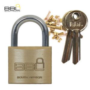 BBL PMU Brass Padlock BBP940PMU