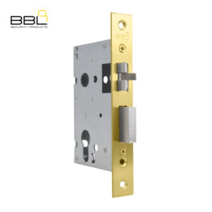 BBL Soft Latching Cylinder Mortice Lock BBL2215PB
