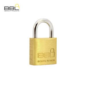 BBL Standard Brass Padlock BBP925-1