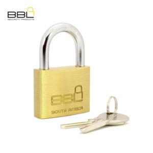 BBL Standard Brass Padlock BBP950-1