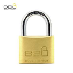 BBL Standard Brass Padlock BBP960-1