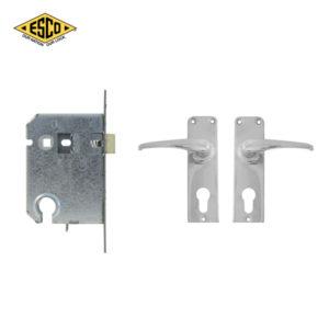 ESCO Cylinder Nutec Mortice Lockset CZ694-05-3153CH