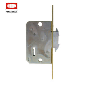 UNION 4 Lever Sliding Wing Mortice Lock 24313-55PL