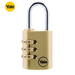 YALE Combination Padlock Y150-22-120-1