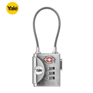 YALE TSA Travel Padlock YTP3-32-350-1