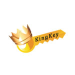 KING KEY Logo