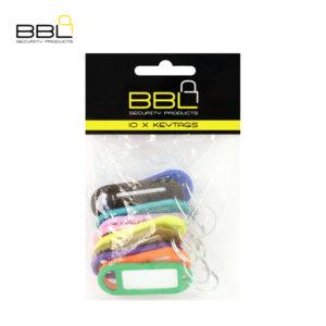 BBL 10 x Key Tags Key Ring Accessory Stand BBRKTPP
