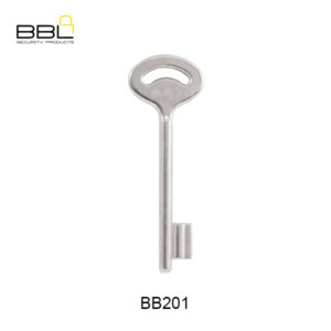BBL Mortice, Safe and Gate Key Blanks BB201