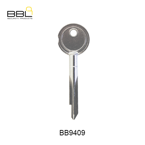BBL Mortice, Safe and Gate Key Blanks BB201 > BBLSA
