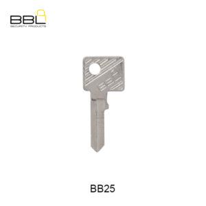 BBL Padlock Key Blanks BB20