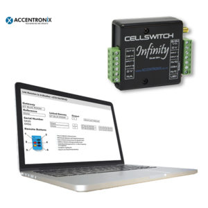 Cellswitch Infinity Accentronix ACCCI