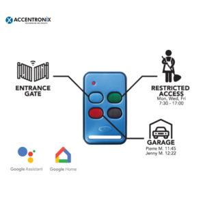 ET Receiver Cloud Link Accentronix Infinity ACCRX2