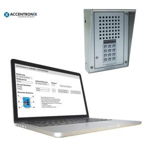 Intercom Infinity Mini Accentronix ACCIM