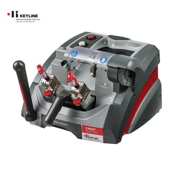 Keyline Carat Quatro Key Cutting Machine