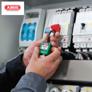 ABUS Single-Pole Circuit Breaker Lockout E201