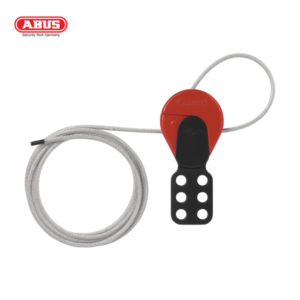 ABUS Universal Cable Gas Cylinder Lockout C503