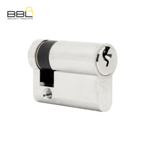 BBL 45MM Half Euro Profile Cylinder BBC5453NP