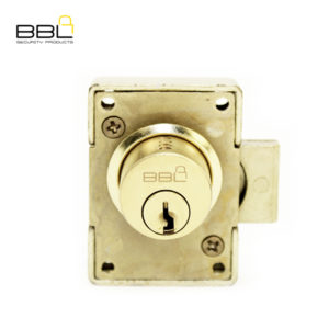 BBL 5 Pin Pick Resistant Cylinder Cupboard Lock BBL45222BP