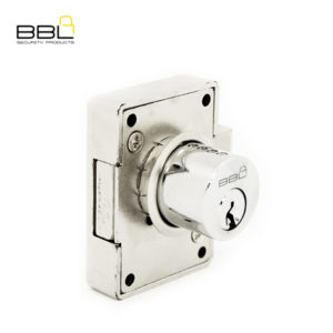 BBL 5 Pin Pick Resistant Cylinder Cupboard Lock BBL45222NP