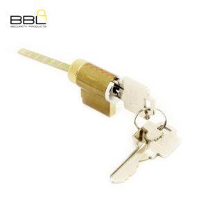 BBL Fortress Cylinder For Aluminium Door Patio Lock BBC20861KA