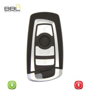 BBL Key Shells BMW 7 Series Shape 4 Button KSC-BM-29B