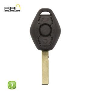 BBL Key Shells BMW Shape 3 Button KSC-BM-11