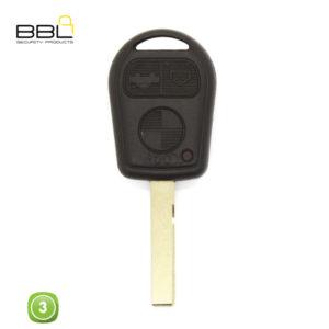 BBL Key Shells BMW Shape 3 Button KSC-BM-17