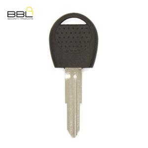 BBL Key Shells Chevrolet Shape 0 Button KSC-CHEV-01B