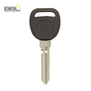 BBL Key Shells Chevrolet Shape 0 Button KSC-CHEV-02
