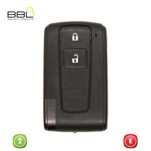 BBL Key Shells Daihatsu Shape 2 Button KSC-TOY-94