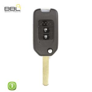 BBL Key Shells Honda Shape 2 Button KSC-HON-50
