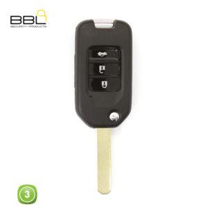 BBL Key Shells Honda Shape 3 Button KSC-HON-51