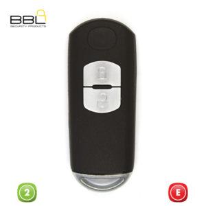 BBL Key Shells Mazda Shape 2 Button KSC-MAZ-16B