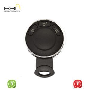 BBL Key Shells Mini Shape 3 Button KSC-BM-34B