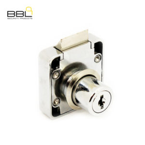 BBL Latch Cylinder Cupboard Lock BBL128CP-1