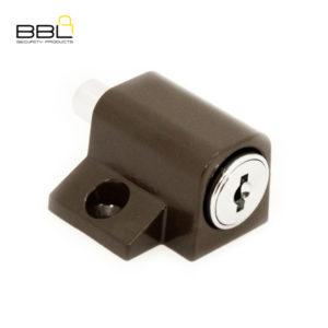 BBL Push Lock Patio Lock BBF280BRN