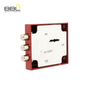 BBL Replacement Red 3 Pin Pipe Key Safe Lock BBLSFNEW