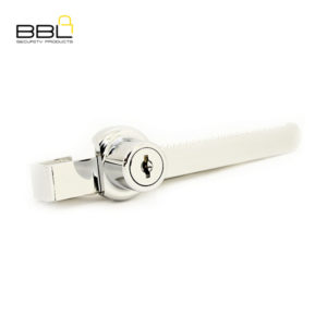 BBL Sliding Glass Door Cabinet Lock BBL220CP