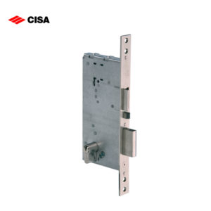 CISA Brass Mortice Electric Lock 12016-40