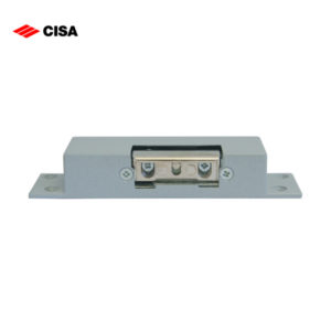 CISA Hold Open Single Pulse Strike Electric Lock 15006-10-00